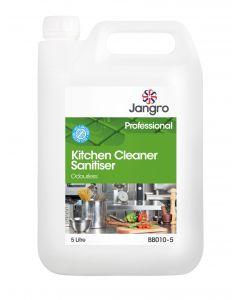 Kitchen Cleaner Sanitiser Odourless 5 litre