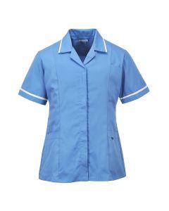 Classic Tunic, Hospital Blue L