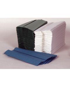 C-Fold Hand Towel, White 1 ply
