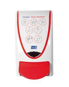 Cutan Hand Sanitiser Dispenser 1 litre
