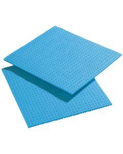 Cellulose Sponge Cloth, Blue